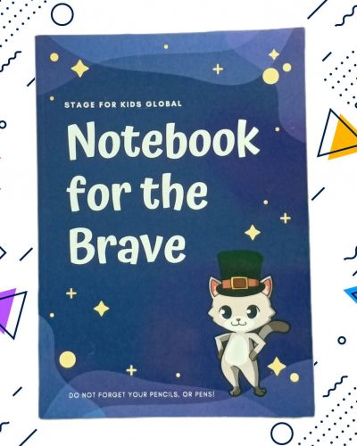 Exercise Book: Notebook for the Brave
