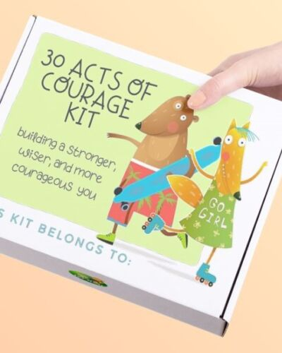 Project Kit: 30 Acts of Courage Kit