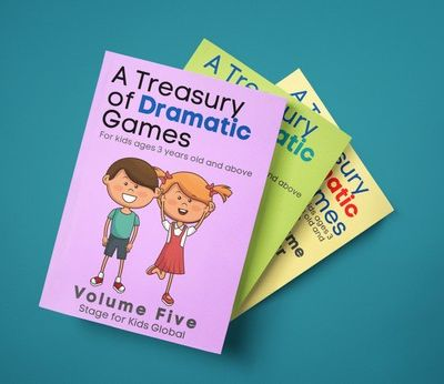 The Treasury of Dramatic Games Volume Five