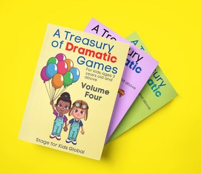 The Treasury of Dramatic Games Volume Four