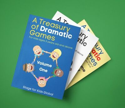 The Treasury of Dramatic Games Volume One